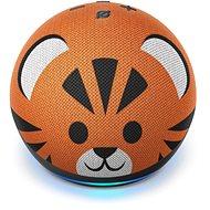Amazon Echo Dot 4. generácie Kids Edition Tiger - Hlasový asistent