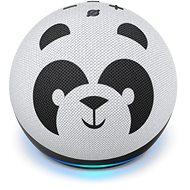 Amazon Echo Dot 4. generácie Kids Edition Panda - Hlasový asistent