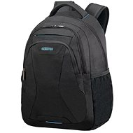 "American Tourister AT WORK 15,6"" Black - Batoh na notebook"