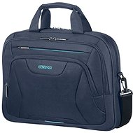 "American Tourister AT WORK LAPTOP BAG 15.6"" Midnight Navy - Taška na notebook"