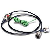 OEM Anténny kábel prepojovací N(M) – N(M) s ochranou proti prepätiu, 1 m, TEW-ASAL1 - Koaxiálny kábel