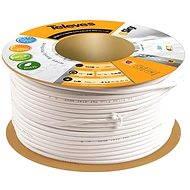 TELEVES koaxiálny kábel 210603-100 m - Anténny kábel