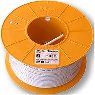 Televes T100 Cu/Cu 214102/100 m - Koaxiálny kábel