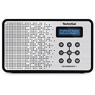 8760cbf13 TechniSat TechniRadio 2 black/silver - Rádio