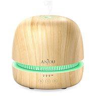 Anjou AJ-PCN082 svetlo hnedý drevo LED + 8 druhov vône, 5 ml