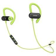 Anker SoundBuds Curve slúchadlá čierna/zelená - Slúchadlá s mikrofónom