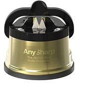 AnySharp Pro Chefs ASKSPROBRASS - Brúska na nože