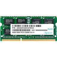 Apacer SO-DIMM 8GB DDR3 1600 MHz CL11 - Operačná pamäť