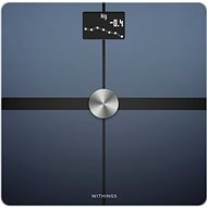 Nokia Body+ Full Body Composition WiFi Scale – Black - Osobná váha