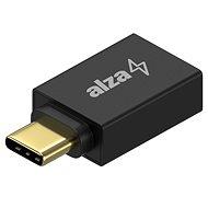 AlzaPower USB-C (M) na USB-A 3.0 (F) - Redukcia