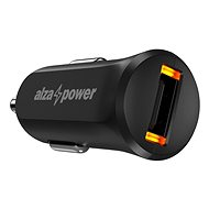 AlzaPower Car Charger S310 Black - Nabíjačka do auta