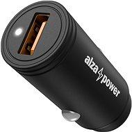 AlzaPower Car Charger X510 Fast Charge čierna - Nabíjačka do auta