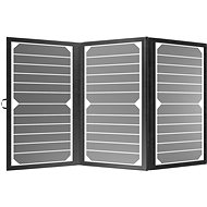 AlzaPower MAX-E 21W čierny - Solárny panel