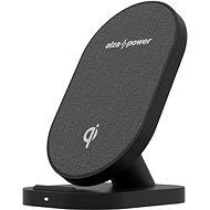 AlzaPower WC110 Wireless Fast Charger černá