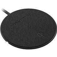 AlzaPower WC121 Wireless Fast Charger černá