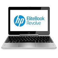 HP EliteBook Revolve 810 G2 Strieborno-sivý