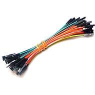 Arduino prepojky F/F, 50 ks - Dátový kábel