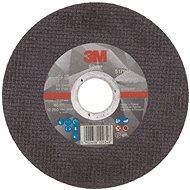 3M Silver Cut-Off Wheel, T41, 125 mm × 1.6 mm × 22.23 mm