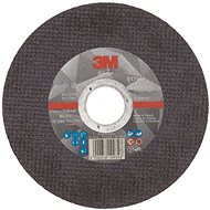 3M Silver Cut-Off Wheel, T41, 125 mm × 2 mm × 22.23 mm - Sada rezných kotúčov