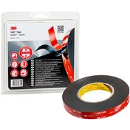 3M™ VHB™  Obojstranná akrylová lepiaca páska 5952F, čierna, 19 mm × 11 m - Lepiaca páska