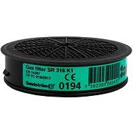SUNDSTRÖM SR 316 K1 - for Half Masks and Full Face Masks - Protective Filter
