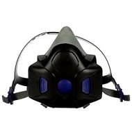 Half Mask 3M HF-801SD Secure Click with Speaker, (S), 1 / EA / SMALL - Protective Face Mask