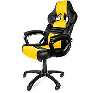 Arozzi Monza Yellow - Kancelárske kreslo