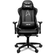 Arozzi Star Trek Black - Herná stolička