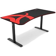 Arozzi Arena Gaming Desk Black - Herný stôl