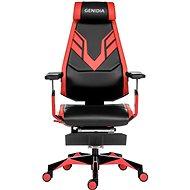 ANTARES Genidia Gaming červená - Herná stolička