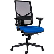 ANTARES 1850 Syn Omnia SL BN3 modrá + područky AR08 - Kancelárska stolička