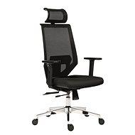 ANTARES Edge čierna - Kancelárska stolička