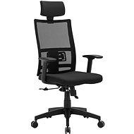 ANTARES MIJA čierna - Kancelárska stolička