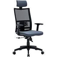 ANTARES MIJA sivá - Kancelárska stolička