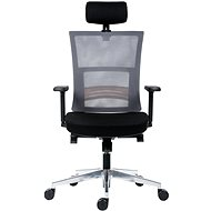 Kancelárska stolička ANTARES Next čierna - Kancelářská židle