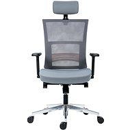 ANTARES Next sivá - Kancelárska stolička