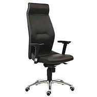 ANTARES 1800 Syn Lei čierna - Kancelárska stolička