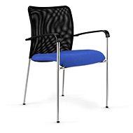 ANTARES Spider modrá - Konferenčná stolička