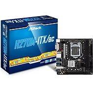ASROCK H270M-ITX/AC - Základná doska