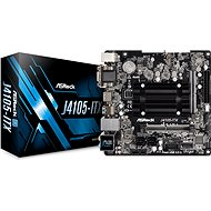 ASROCK J4105-ITX - Motherboard
