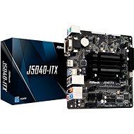 ASROCK J5040-ITX - Základná doska
