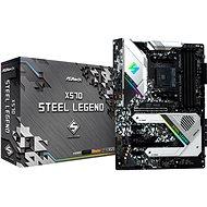 ASRock X570 STEEL LEGEND - Základná doska