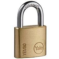 YALE YE1/30/115/1 3 kľúče - Visiaci zámok
