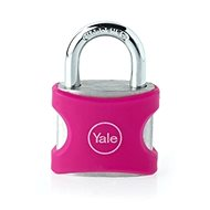 YALE YE3/32/116/1/P 3 kľúče - Visiaci zámok