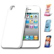 Skinzone vlastní styl Snap pro Apple iPhone 4/4S - Ochranný kryt Vlastný štýl