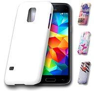 Skinzone vlastní styl Snap pro Samsung Galaxy S5 mini - Ochranný kryt Vlastný štýl