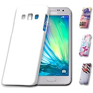 Skinzone vlastní styl Snap pro Samsung Galaxy A3 - Ochranný kryt Vlastný štýl