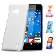 Skinzone vlastní styl Snap pro Microsoft Lumia 550 - Ochranný kryt Vlastný štýl