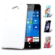 Skinzone vlastní styl Snap pro Microsoft Lumia 650 - Ochranný kryt Vlastný štýl