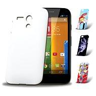 Skinzone vlastní styl Snap pro Motorola Moto G 2013 - Ochranný kryt Vlastný štýl
